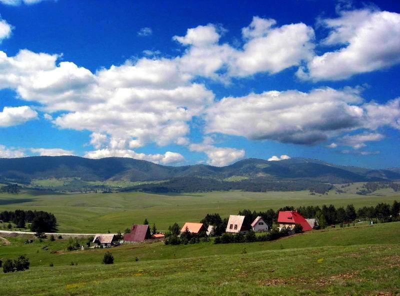 vazdusna banja Srbije - Zlatibor