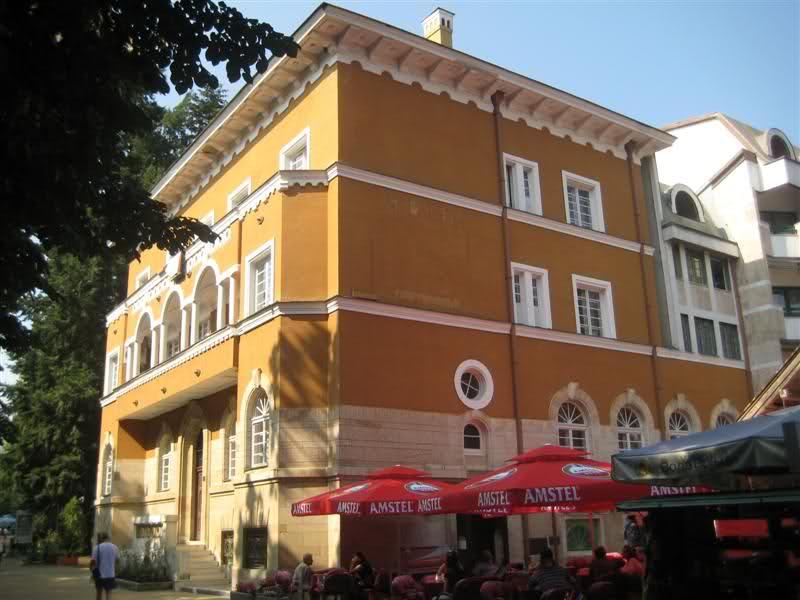 Hoteli u srpskim banjama