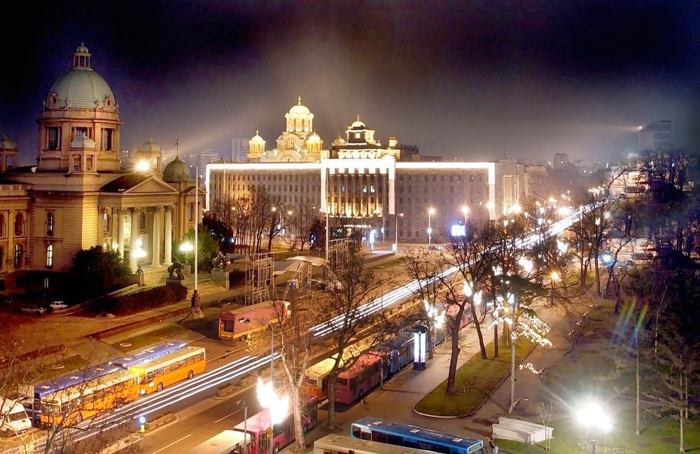 Banje u okolini Beograda
