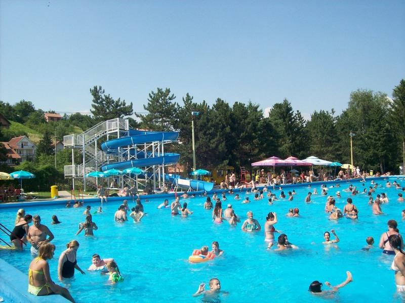Hotel – Banja Vrujci