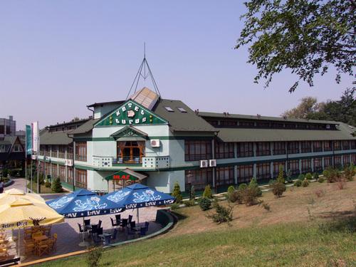 Garni hotel Lupus