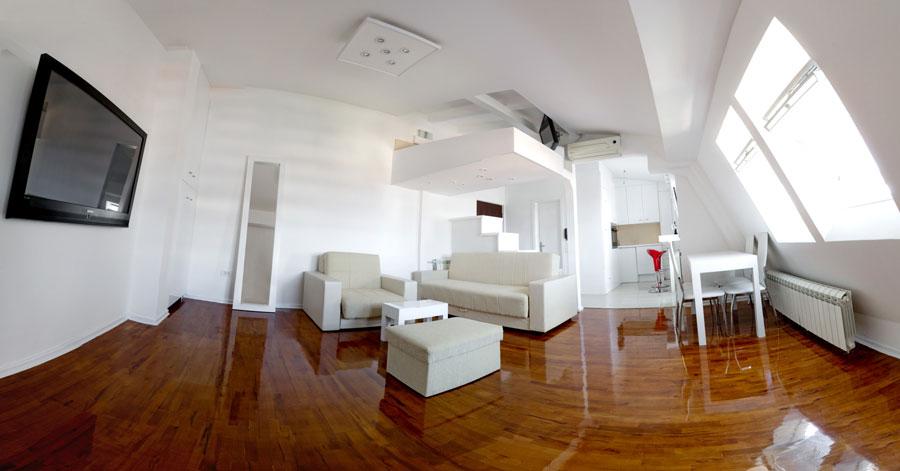 Beli apartman – Beograd