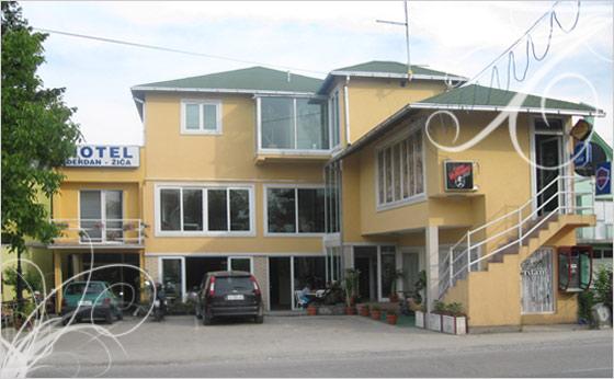 Hotel Djerdan – Kraljevo