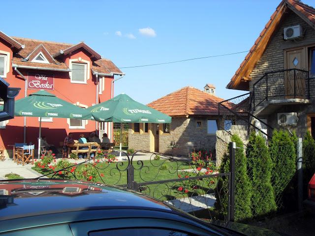 Vila Boska – Palić