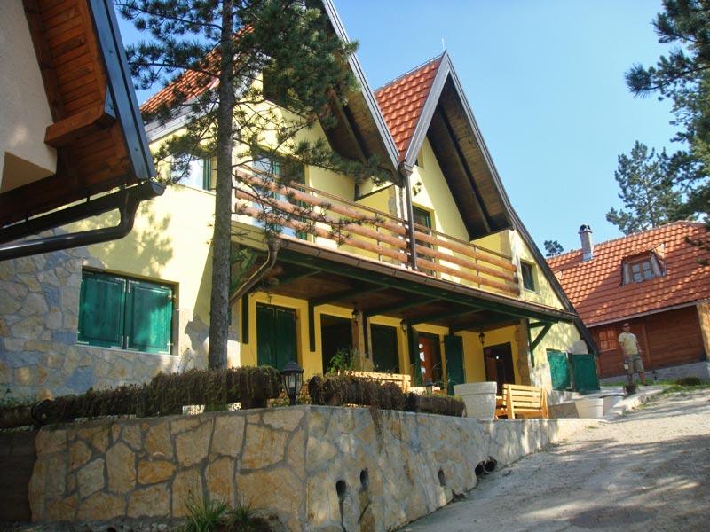 Vila Čarolija – Tara