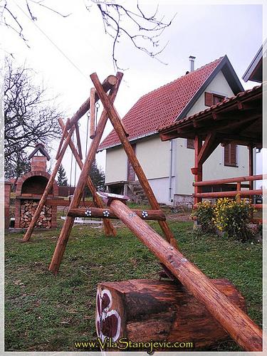 Vila Stanojević – Tara