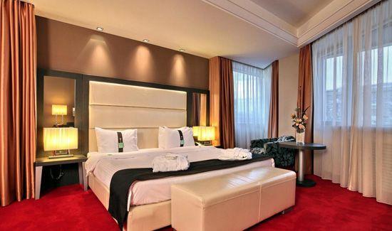 Hotel Holiday Inn Beograd - Gostinska soba