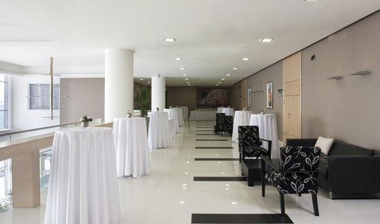 Hotel Holiday Inn Beograd - Hodnik hotela