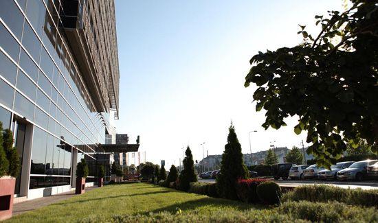 Hotel Holiday Inn Beograd - Posed hotela