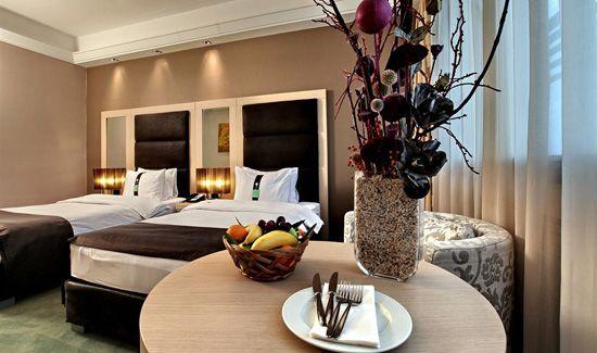 Hotel Holiday Inn Beograd - Room service