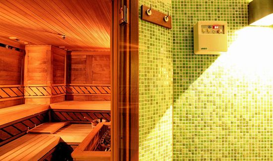 Hotel Holiday Inn Beograd - Sauna