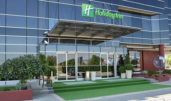 Hotel Holiday Inn Beograd - Ulaz hotela