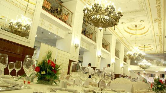 Hotel Moskva Beograd - Poslastičarnica Čajkovski