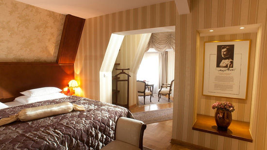 Hotel Moskva Beograd - Junior suite