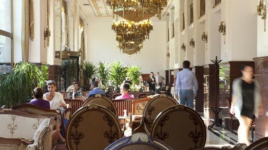 Hotel Moskva Beograd - Poslastičarnica Moskva
