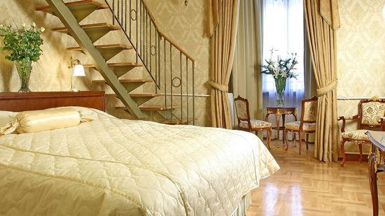 Hotel Moskva Beograd - Presidential suite