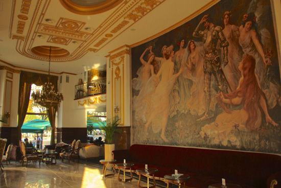 Hotel Moskva Beograd - Restoran i poslastičarnica Moskva