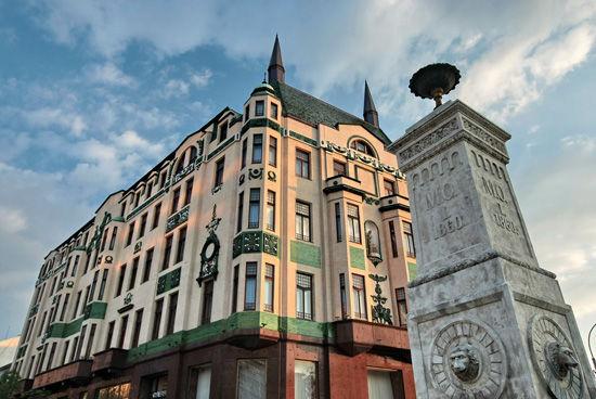 Hotel Moskva Beograd - Znamenitost Beograda