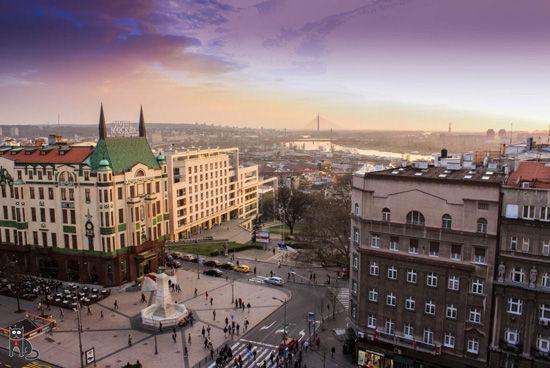 Hotel Moskva Beograd - Hotel zadovoljava najsavremenije visoke hotelske standarde