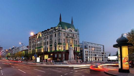 Hotel Moskva Beograd - Kulturni spomenik Beograda