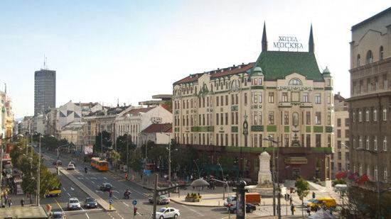 Hotel Moskva Beograd - Poznati hotel u glavnom gradu Srbije
