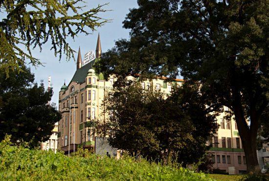 Hotel Moskva Beograd - Jedno od najvažnijih zdanja u centru prestonice Srbije