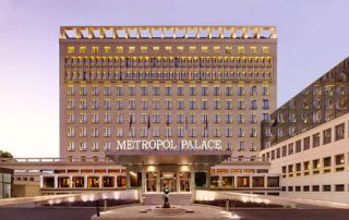 Metropol Palace Beograd - Front