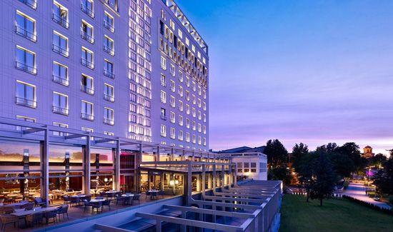 Metropol Palace Beograd - Luksuzni hotel za venčanje iz snova