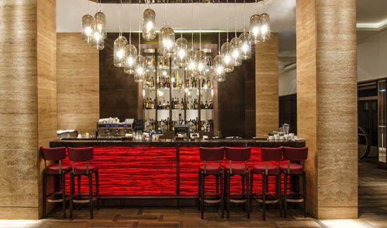 Metropol Palace Beograd -Lobby bar