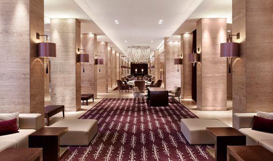 Metropol Palace Beograd - Lobby