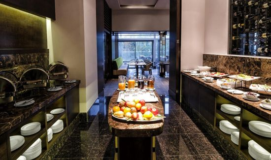 Metropol Palace Beograd - Restoran hotela