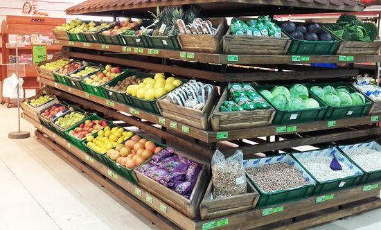 Aman market