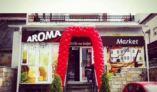 Aroma market