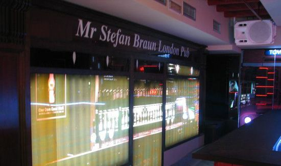 Klub Mr Stefan Braun