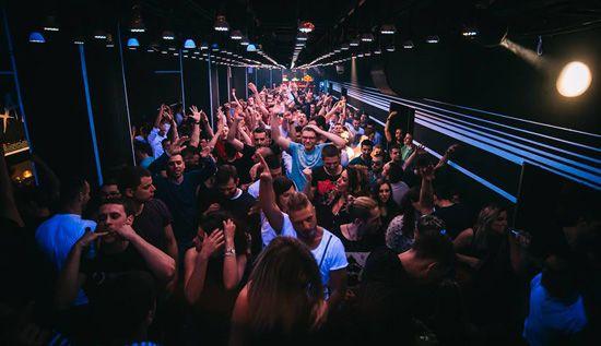 Klub The Tube