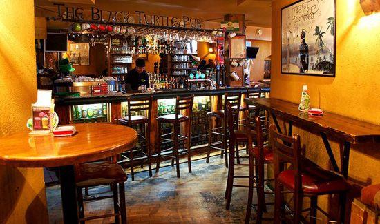 The Black Turtle Pub