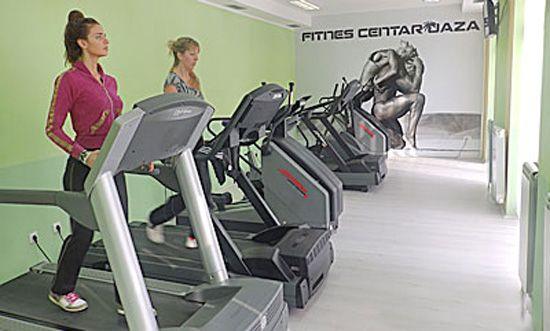 Fitnes centar Oaza