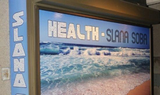 Health slana soba