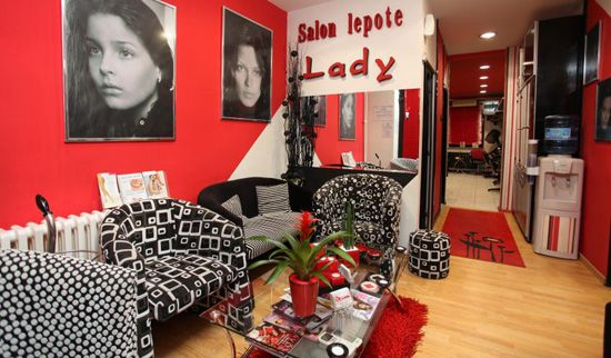 Salon lepote Lady
