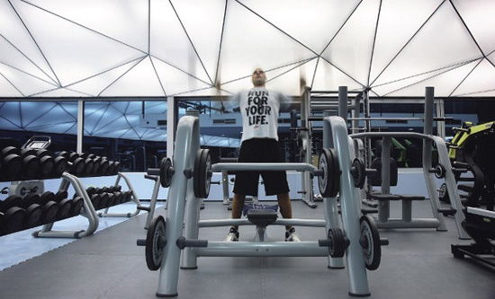 Sky Wellness fitness centar