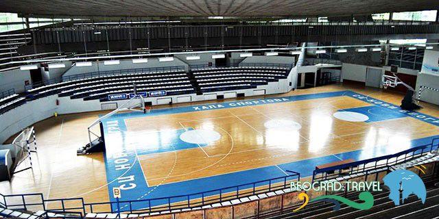 Sportski Centar Novi Beograd Beograd Travel