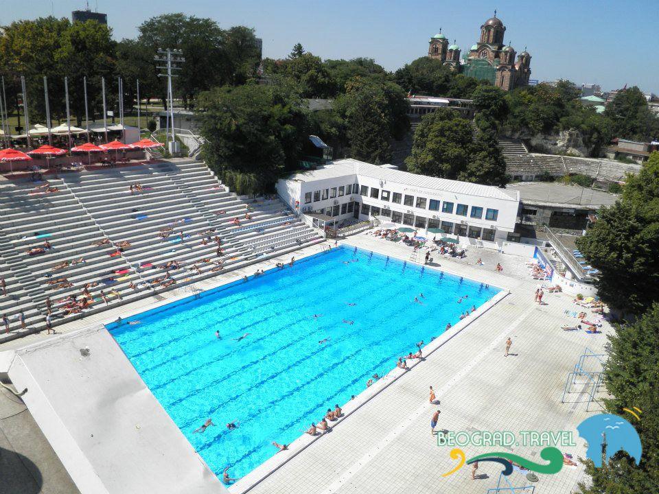 Sportsko Rekreativni Centar Tasmajdan Beograd Travel
